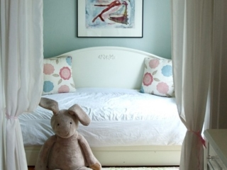 Sweet Childs Bedroom Alcove