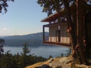 Orcas Island Retreat with Interiors by Michelle Burgess Design